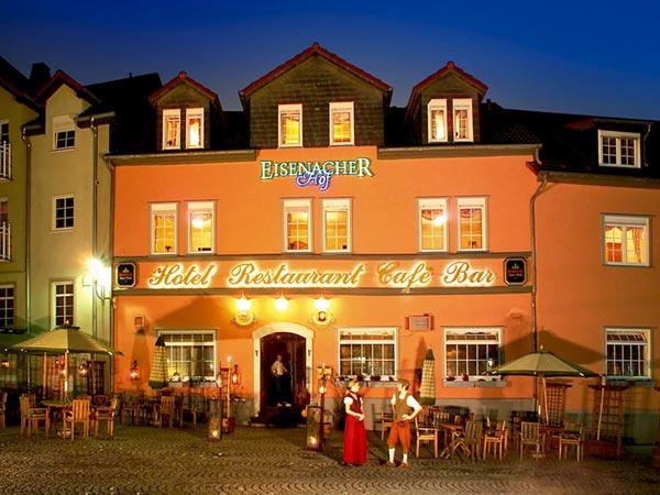 Hotel Eisenacher Hof