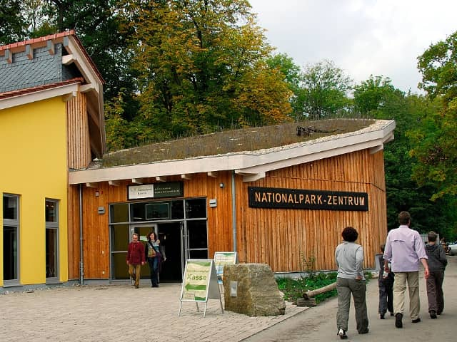 Nationalparkzentrum Thiemsburg
